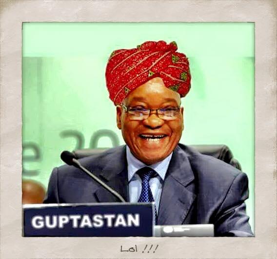 Guptas President Zuma