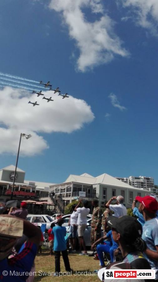 President zuma hosts armed forces day in port elizabeth - Population of port elizabeth south africa ...