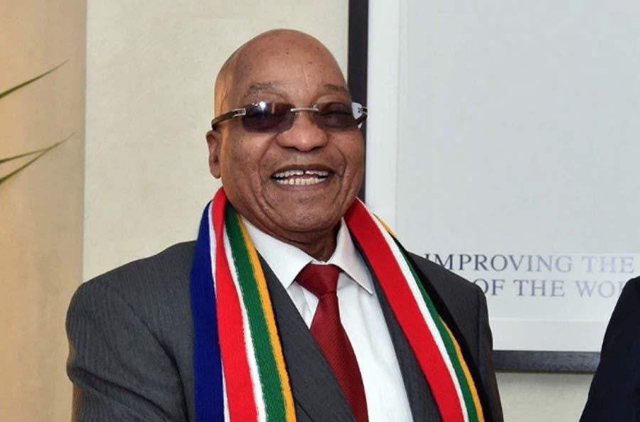 President Zuma, South Africa