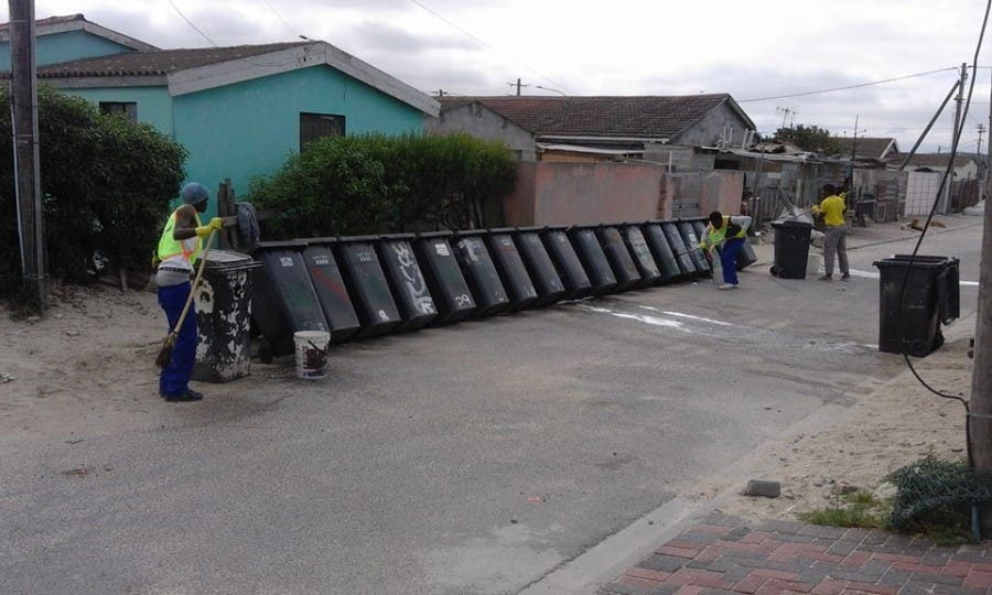 Bin Cleaning South Africa