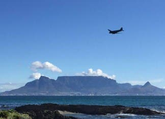 Cape Town flight