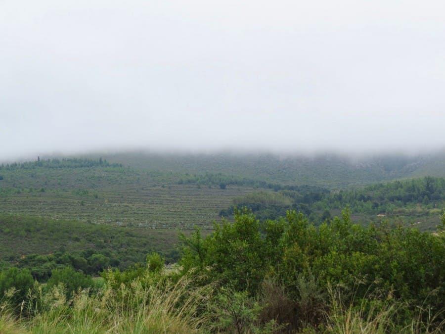 Karoo clouds, Swartberg Pass