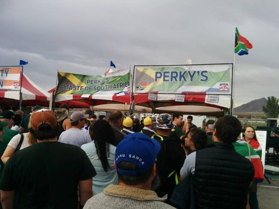 Perkys SA taste in USA