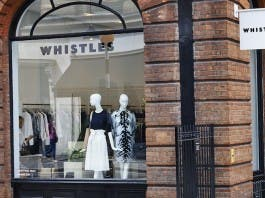 WHISTLES STORE