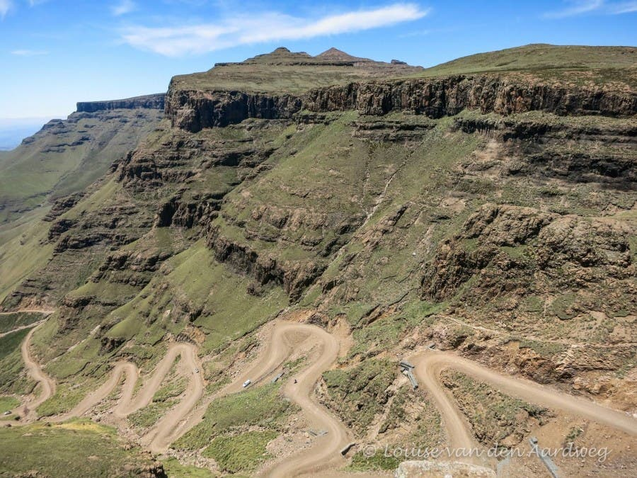 Sani Pass 4x4 route