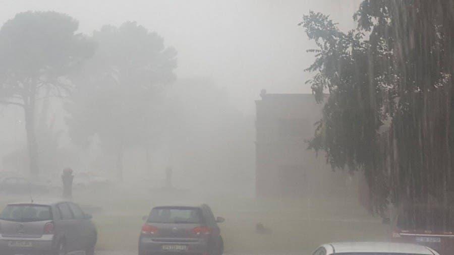 West Freestate rain