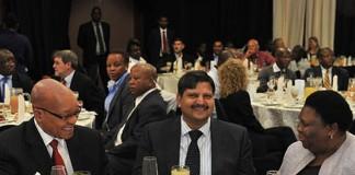 Zuma and Gupta th