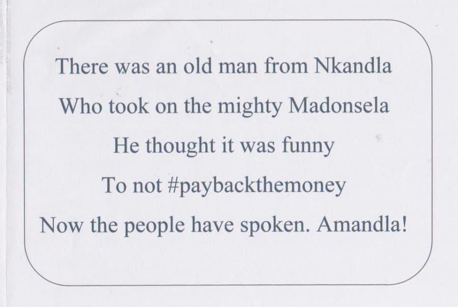 Amandla poem