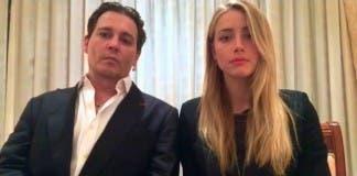 Johnny Depp and Amber Heard th