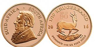 Krugerrand South Africa