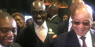 Smart ID Card Gigaba and Zuma th