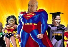 South African Superheroes