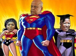 South African Superheroes