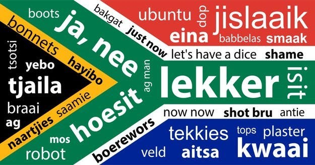 Sexiest Accents in the world: South African Afrikaans