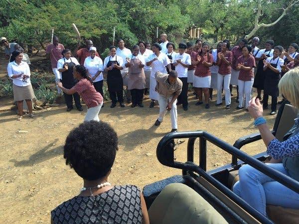Thuli Madonsela at Phinda2