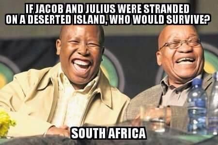 Zuma joke