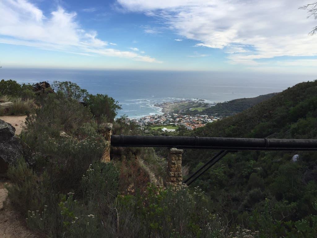 pipe track cape town