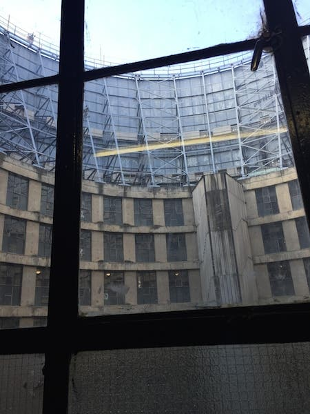 A Jaw Dropping Tour Inside Johannesburg S Ponte City