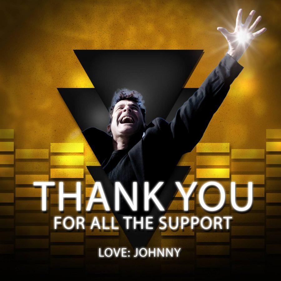 Johnny Clegg thank you