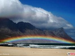 South African rainbow nation