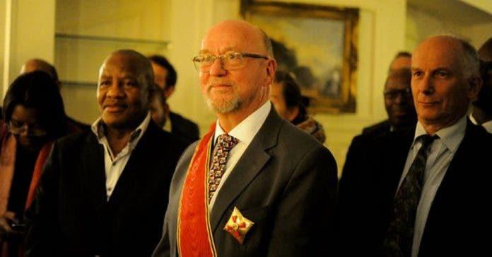 Derek Hanekom Minister of Tourism SA