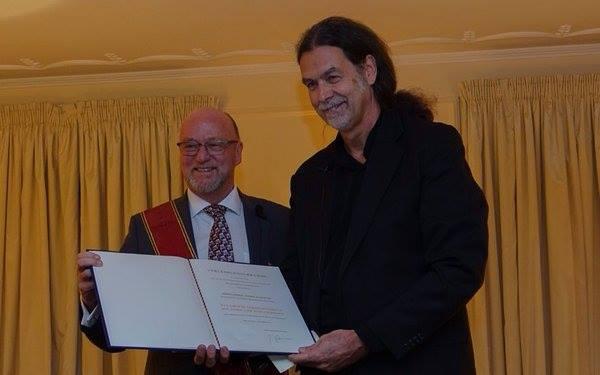 Derek Hanekom award from Germany