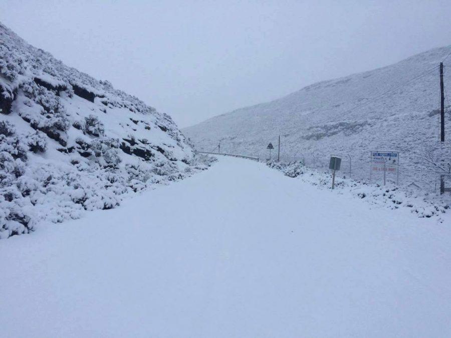 Source: SnowReportSA. Photo by Shaun Bentley of Oxbow, Lesotho.
