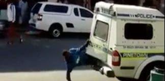 Police Van Escape