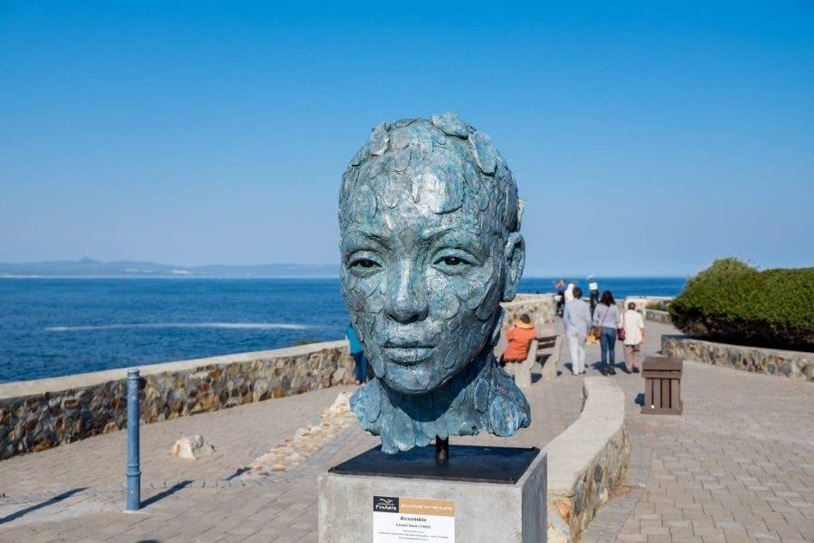 Sculpture on the Cliffs Hermanus