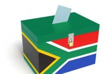 Voters South Africa