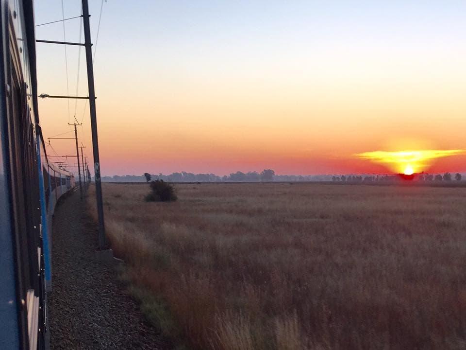 west rand train