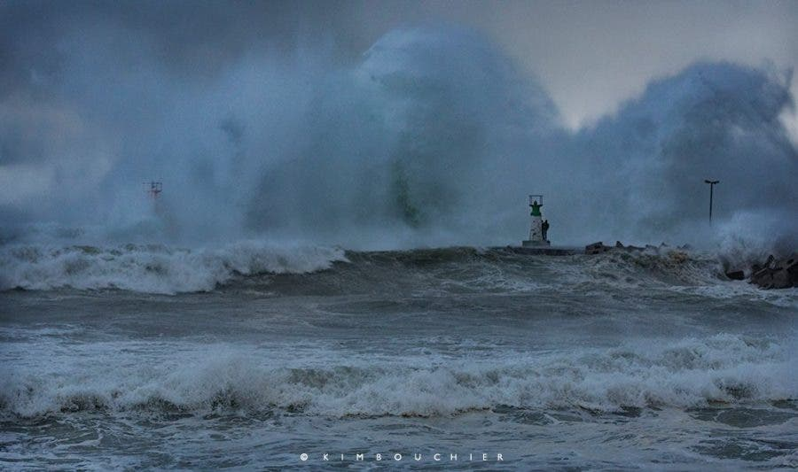 Kalk Bay massive waves