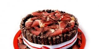 Biltong Cakes