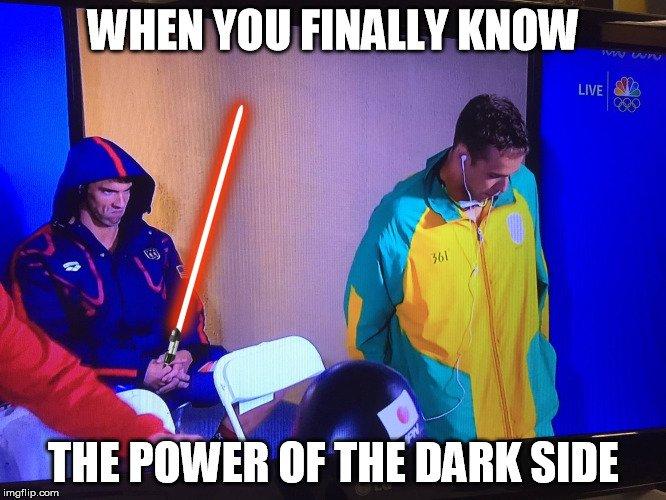 Dark Side Phelps