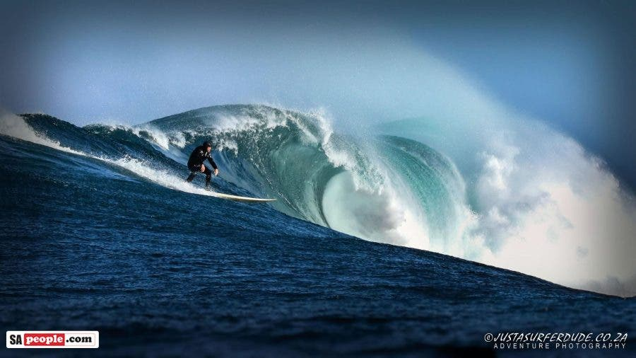 Dungeons Hout Bay surfing