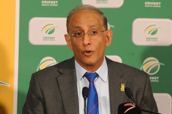 Cricket South Africa, Chief Executive, Haroon Lorgat