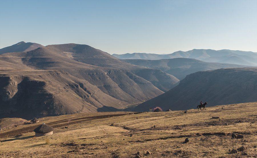 Lesotho my Sotho