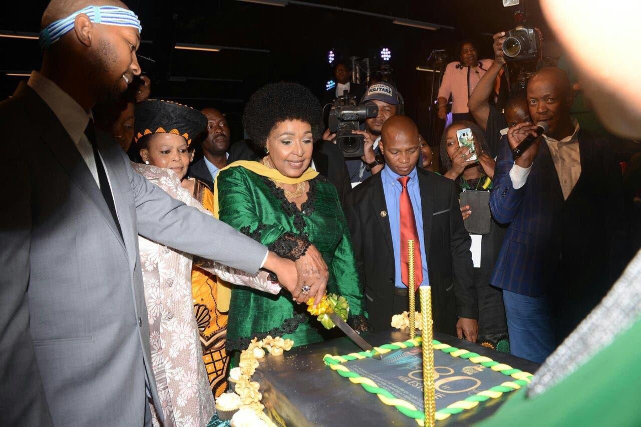South Africa Celebrates 80th Birthday Of Mama Winnie
