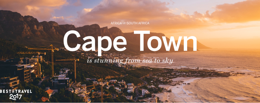 Cape Town Lonely Planet