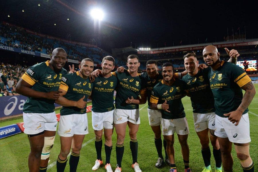 South African Rugby Union Saru Announced Today That It Will Cut Back On Overseas Representation
