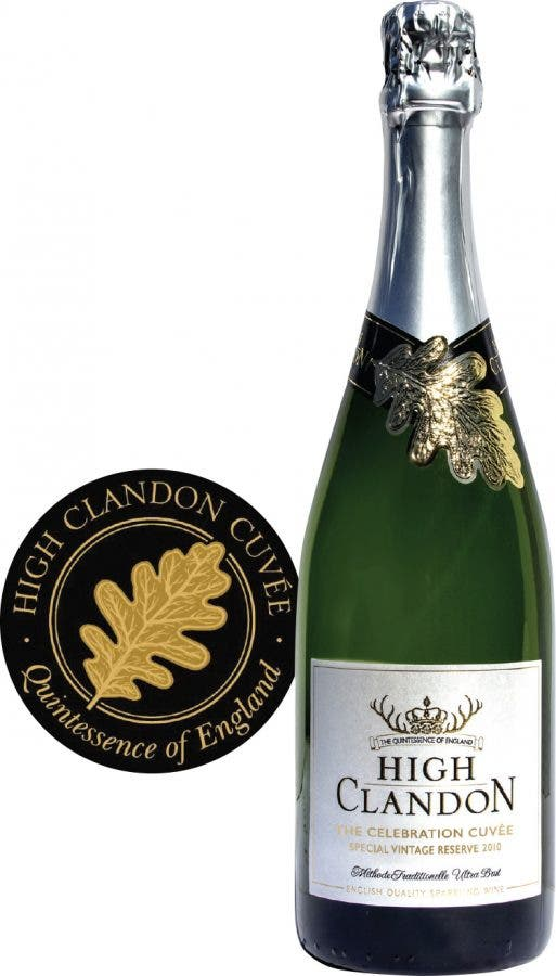 Latest sparkling wine from High Clandon vineyard