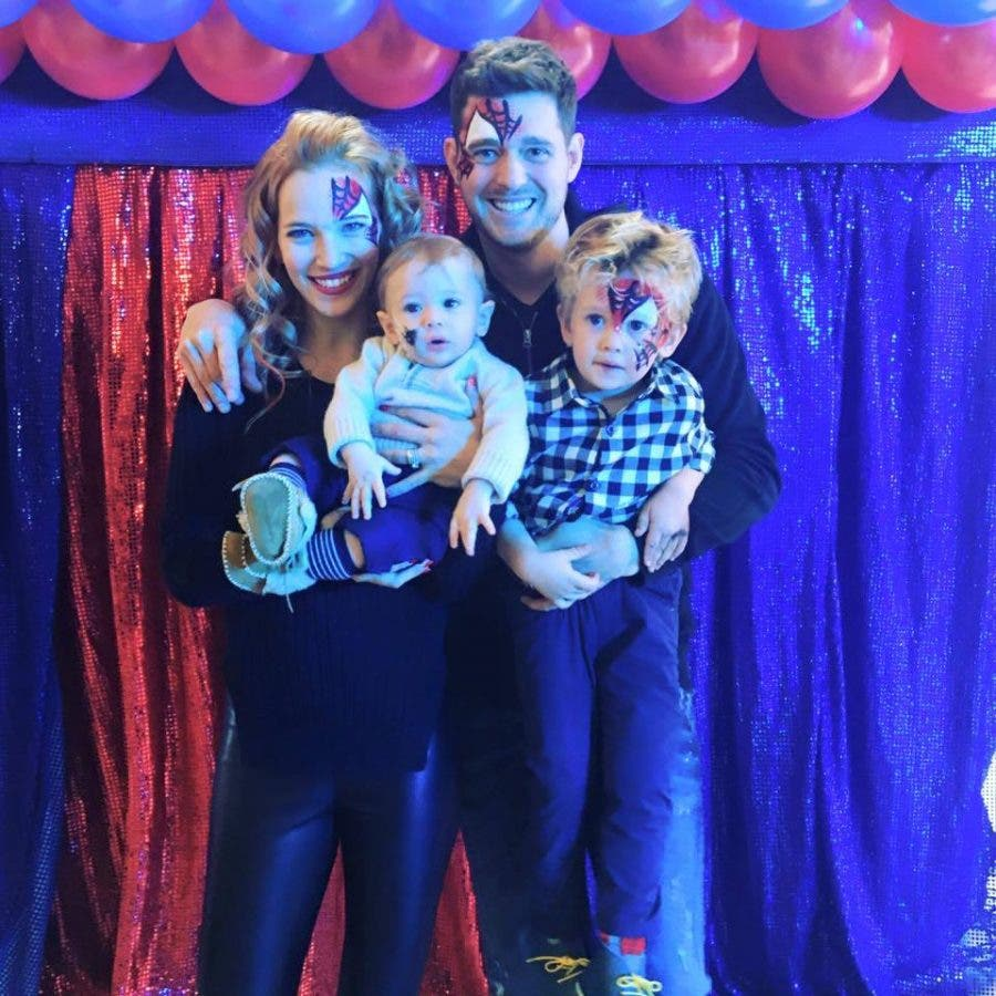 michael-buble-and-family-on-noahs-birthday