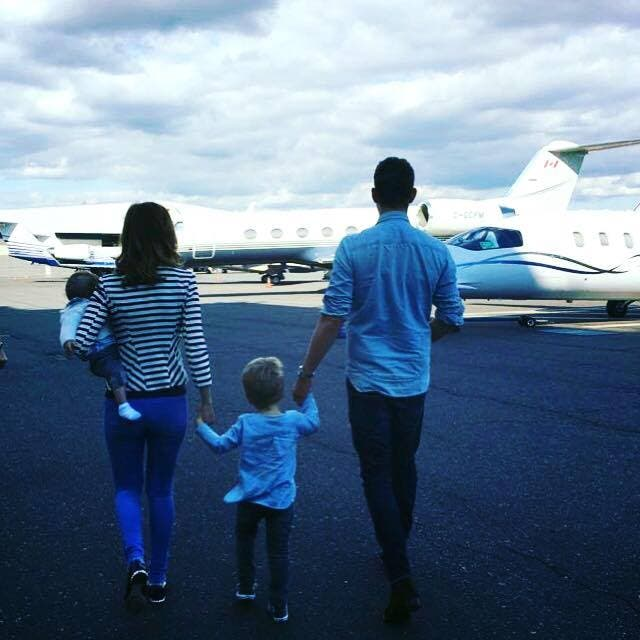 michael-buble-and-family-on-tour