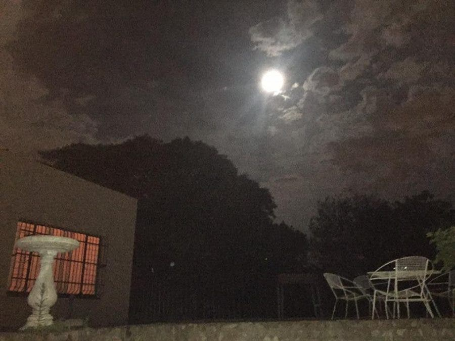"""By Shirley Mpisi - """"I just took this picture outside. Bez Valley, Joburg."""""""
