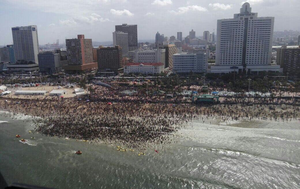 Holiday In Durban South Beach