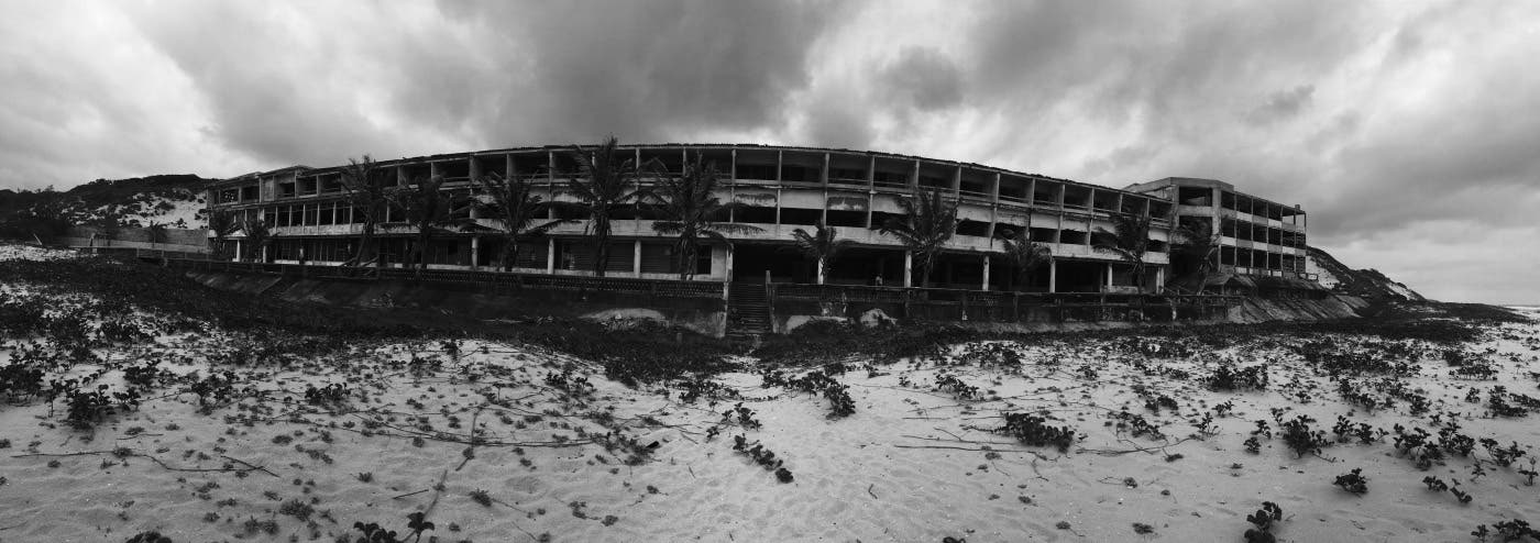 haunted hotel mozambique