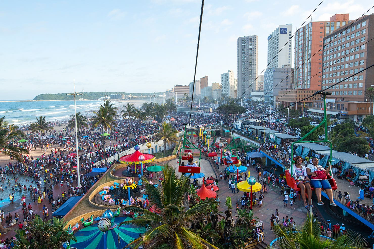 New Year's Day Durban Beach: An Important Message and ...