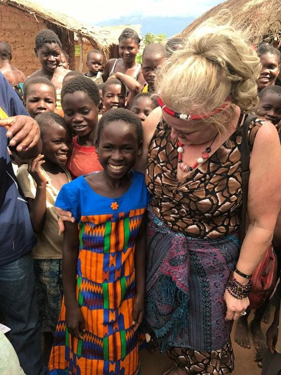 Pillowcase Dresses For Africa Beauteous Delivering Hope To Girls In Africa With Pillowcase Dresses From The