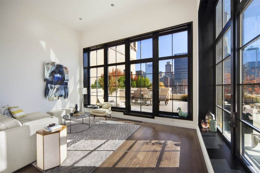 Trevor noah on top of the world with new r130 million new for Hell s kitchen nyc apartments