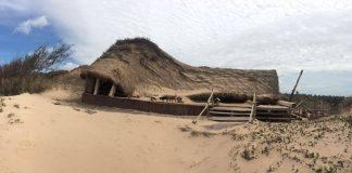 Mango Beach, Tofo, Mozambique